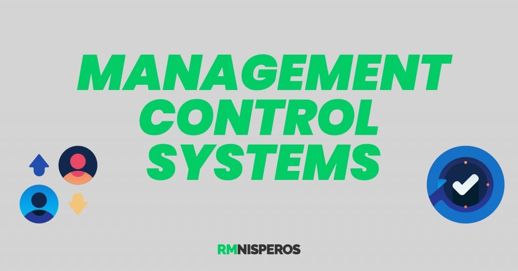 Management Control Systems: Executing Strategy and Management 8